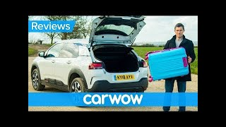 Citroen C4 Cactus 2018 SUV practicality review | Mat Watson Reviews