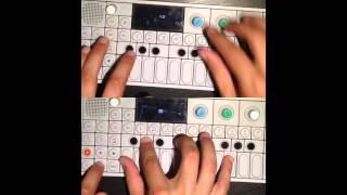 OP -1 Polyrhythm / Aleatoric Music