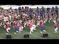 DA PUMP 東京ドーム②「U.S.A」チア160人とコラボ   2018/12/17  X BOWLハーフタイムショー