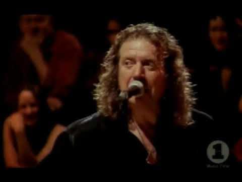 Robert Plant Led Zeppelin VH1 Storytellers