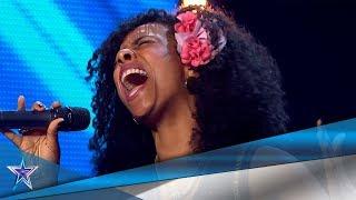 Viene de ÁMSTERDAM a CONQUISTAR con su GRAN VOZ | Audiciones 6 | Got Talent España 5 (2019)