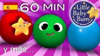 Los colores y los objetos   Y muchas más canciones infantiles   ¡LittleBabyBum!