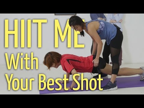 Potato Box: HIIT Me With Your Best Shot