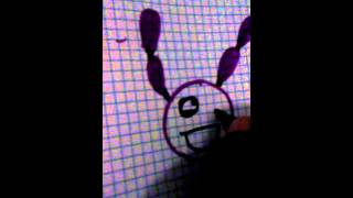 HOW TO DRAW BONNIE EPIC FACE