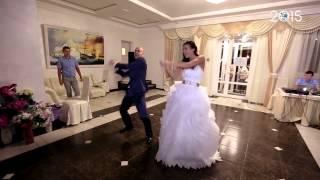 Пара 8 :: Никита и Юля :: Неожиданно небанальный свадебный танчик