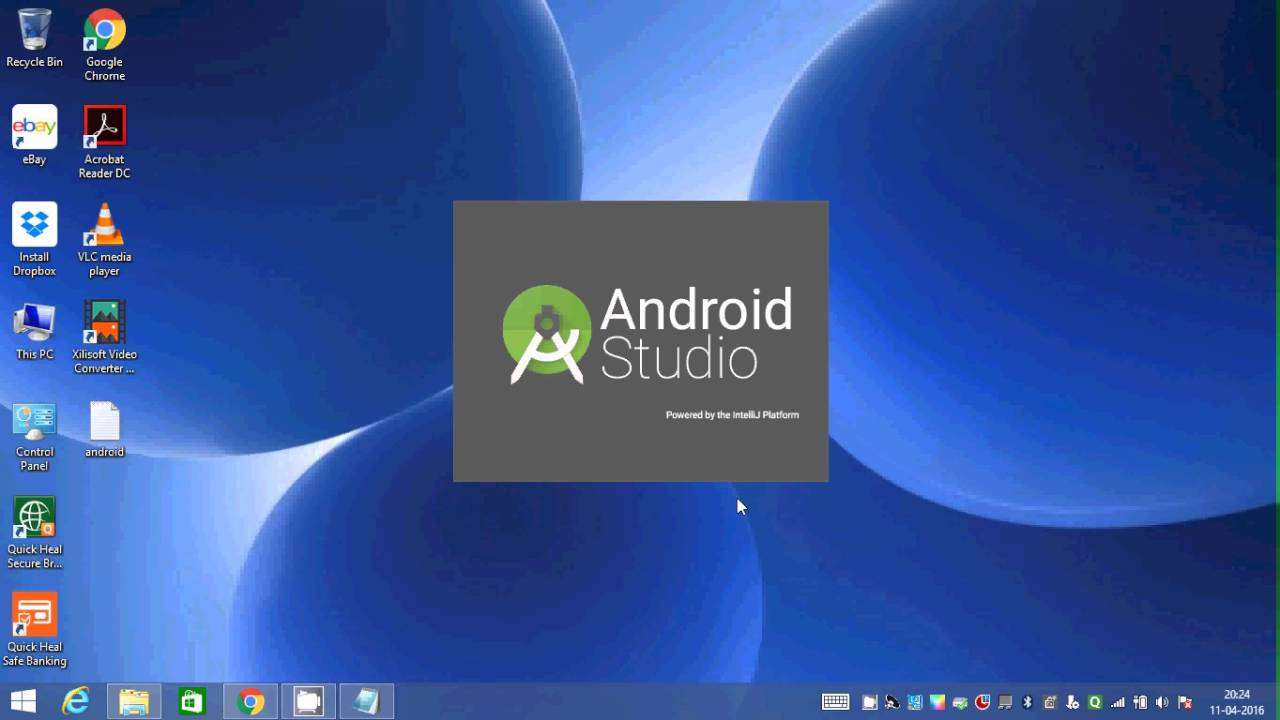 application android pour windows 8.1