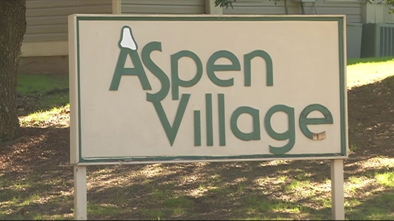 2 Shot at Aspen Village Apartments - YouTube