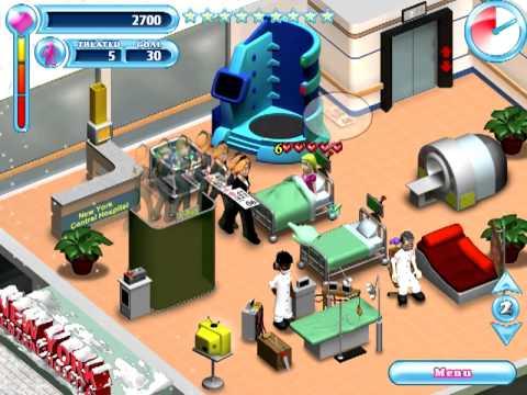 Hospital Hustle - New York Central Hospital Level 1 & 9