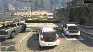 Sonido sirena real para GTA V PC (Guardia Civil - Policia Nacional)