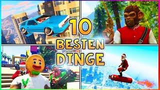 TOP 10 BESTEN DINGE AUS DEM DOOMSDAY HEIST DLC! | GTA 5 Online 10 GENIALE Dinge