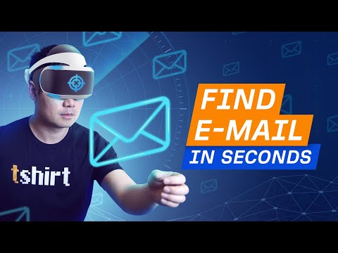 How to Find Someone's Email Address (in Seconds)