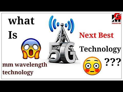 what is 5G | 5G Technology | mm wave | mmwave technology | mmwave application