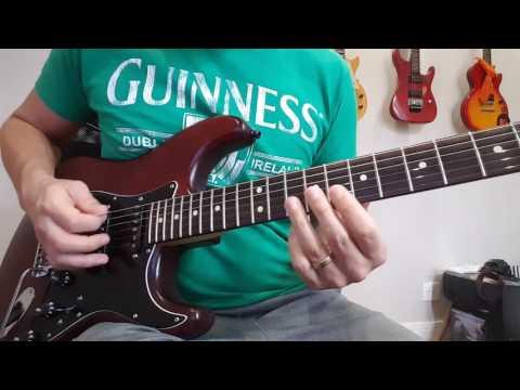Fender Texas Special + Seymour Duncan JB JR + Fullone Full-Drive 3