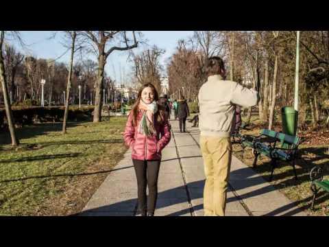 Hyperlapse Carol Park 4K Bucharest