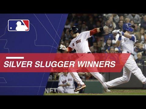 2018 Silver Slugger Award winners announced