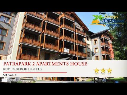 Fatrapark 2 Apartments House - Ružomberok Hotels, Slovakia