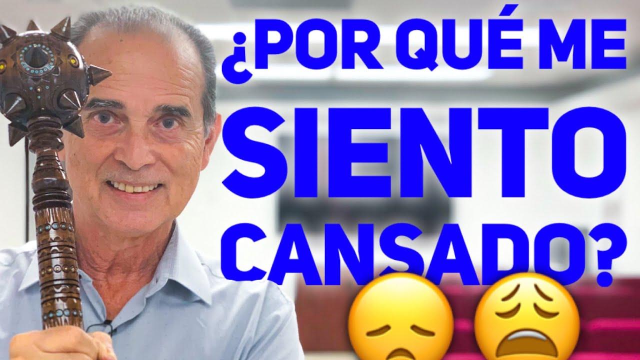 ¿Por qué me siento cansada(o)? Frank Suárez