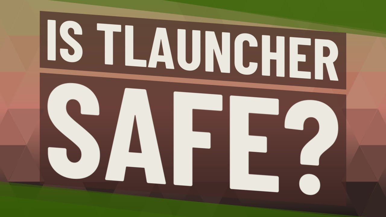 Is TLauncher safe? - YouTube