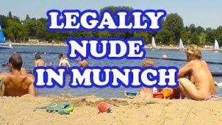 Nudity Goes Legal in Munich