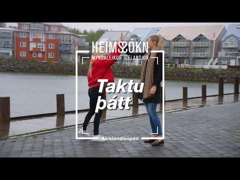 Bibba leitar á náðir Steinunnar Björnsdóttur | Icelandair