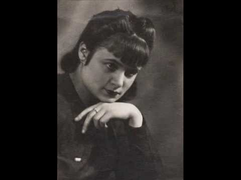 "Rosa Tamarkina plays Verdi/Liszt ""Rigoletto"" Paraphrase (1940 rec.)"