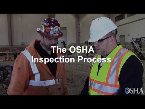 The OSHA Inspection Process