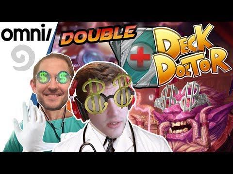 """Double Deck Doctor w/ Firebat & Zalae: """"Greedy"""" Kazakus Mage"""