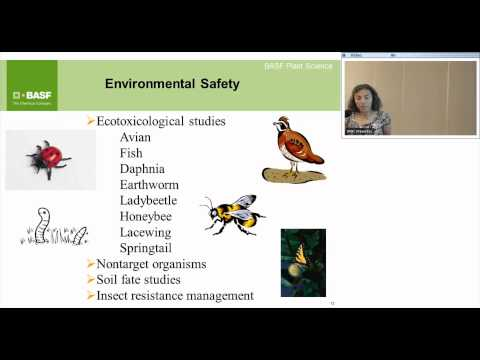 ILSI IFBiC Safety Of GM Crops: Compositional Analysis (Speaker: Laura Privalle)