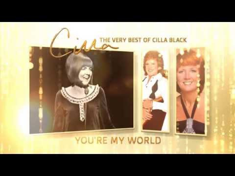PROMO VIDEO: Cilla's No.1 UK album 'The Very Best Of Cilla Black' (CD+DVD)