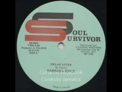 Barbara Jones - Dream Lover CJ (FEDERAL RECORDS)