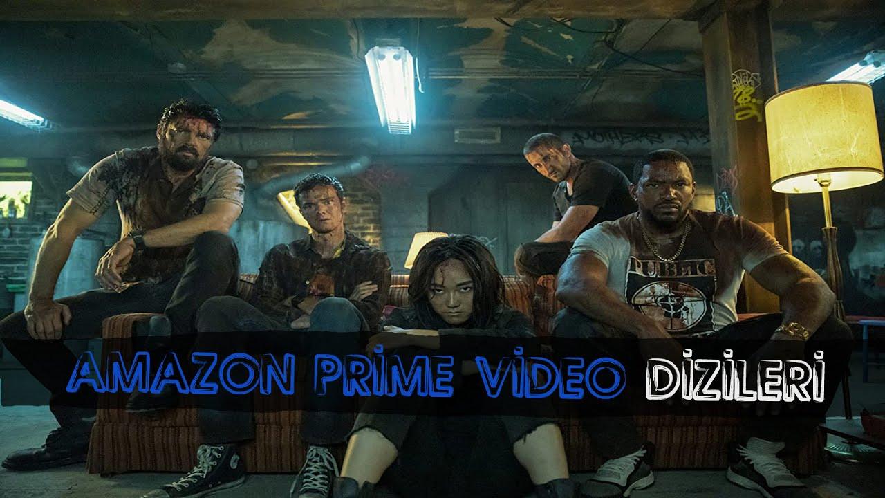 IMDb'ye Göre En İyi Amazon Prime Video Dizileri - YouTube