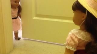 Meet Samantha Mary Parkington ( An all our dolls likes video)