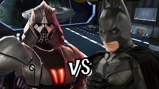 Tulak Hords Timed Challenge - The Dark Knight - Batman