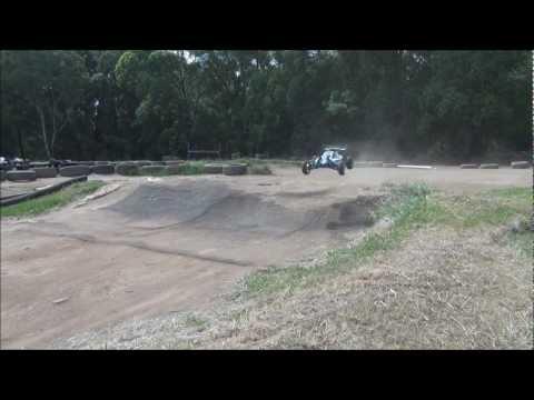 1 Lap Around Lansdowne Track - HSP Bazooka BT9.5