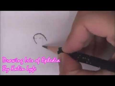 Lolirock Cum Sa O Desenezi Pe Iris Transformata Incearca Si Tu