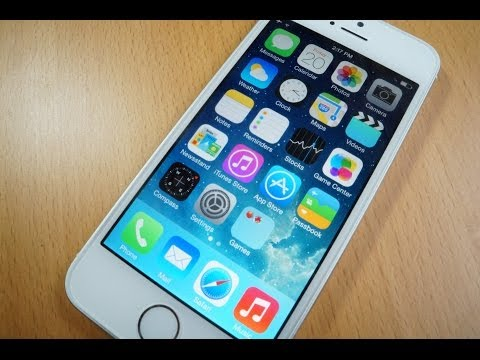 Top 5 iPhone 5S Tips and Tricks!!!