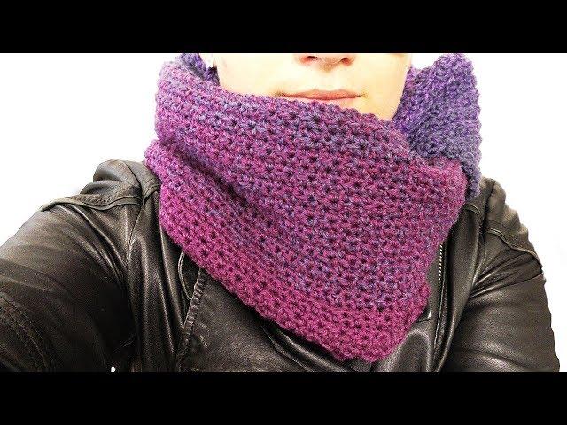 Dreiecks-Tuch Häkeln   Super schöner Schal für den Herbst & Winter   einfache Anleitung für Anfänger