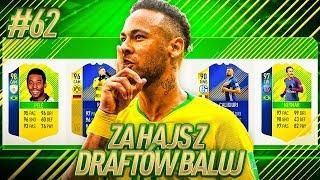 BRAZYLIJSKIE BESTIE ft. 98 PELE!! - FIFA 18 ZA HAJS Z DRAFÓW BALUJ [#62]
