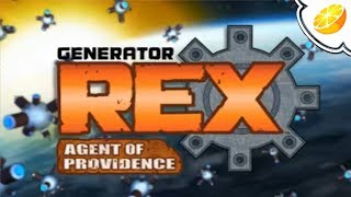 Citra Emulator Canary 502 Generator Rex: Agent of Providence (GPU Shaders, Full Speed!) Nintendo 3DS
