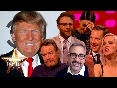 The Funniest Donald Trump Stories On The Graham Norton Show | Part Two