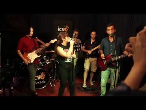 Laser Orchestra - Little talks (Live at the ICV Arcade)