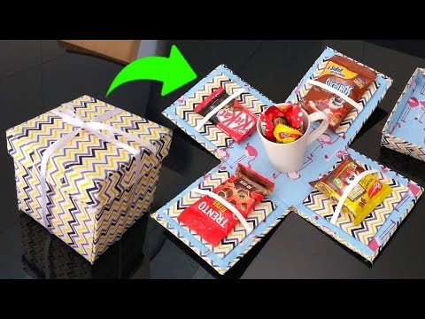 DEI UM PRESENTE SURPRESA PROS MEUS AMIGOS from YouTube · Duration:  14 minutes 9 seconds