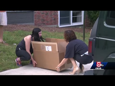 Transfer students from closed Mount Ida College welcomed on new campus