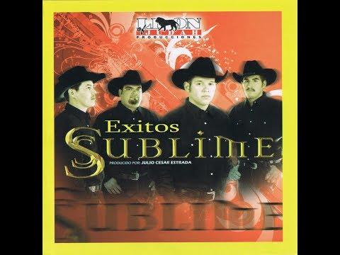 """Grupo Sublime """"EXITOS"""" Album Completo"""
