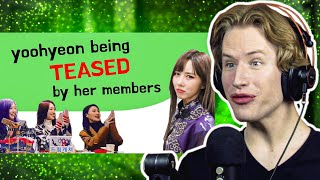 Download lagu HONEST REACTION to introducing yoohyeon being teased by her members 🤭