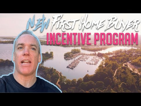 Thoughts on the New First Time Buyer Incentive Program