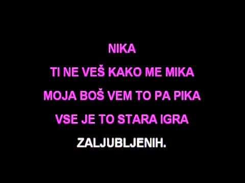 Karaoke - Rock'n'Band - Nika