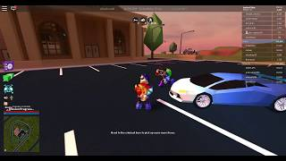 Roblox JailBreak/Kill Cash Crash and Dash