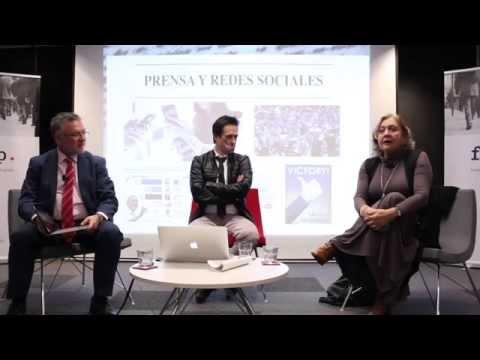 Charla: Prensa en Tiempos de Cambio | John Müller y Mónica González - FPP