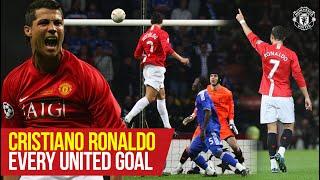 Cristiano Ronaldo | Every Manchester United Goal So Far